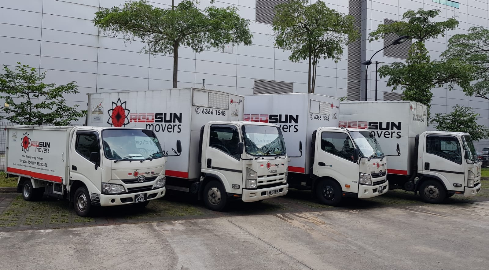 Red Sun Movers Singapore